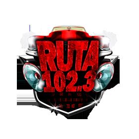 Ruta 102.3 logo