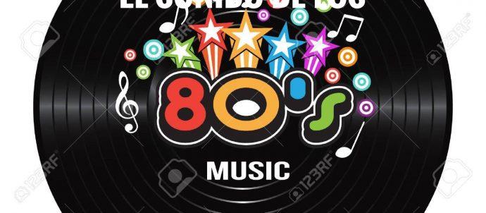 El sonido de los 80